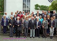 Jubiläumskonfirmation in Neunkirchen am 19.06.2016